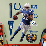 Reggie Wayne 2011 Edition Wall Decal