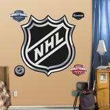 NHL Logo Wandtattoo