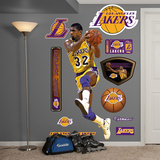 Magic johnson Wall Decal