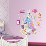 Disney Princesses Montage Wall Decal