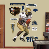Darrelle Revis Pitt Wall Decal