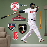 David Ortiz Autocollant mural