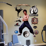 Bruce Lee &#160; Wall Decal