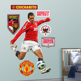 Chicharito Wall Decal