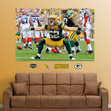 Clay Matthews Mural Wall Decal