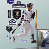 Carlos Gonzalez   Wall Decal