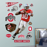 Troy Smith Ohio State Wall Decal