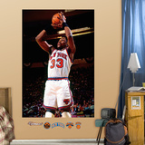 Patrick Ewing Mural Wall Decal