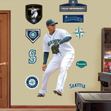 Felix Hernandez Wall Decal