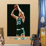Larry Bird Mural Vinilos decorativos