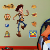 Toy Story Woody Jr. Wall Decal