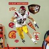 Clay Matthews USC  Wall Decal