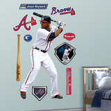 Jason Heyward Wall Decal