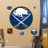 Buffalo Sabres Classic Logo Väggdekal