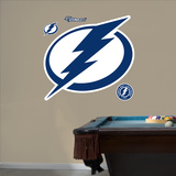 Lightning 2011-2012 Logo Wall Decal