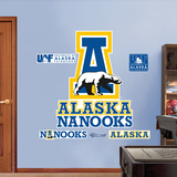 Alaska Fairbanks Wall Decal