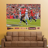 LeGarrette Blount Mural Wall Decal
