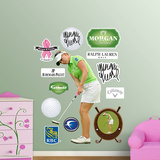 Morgan Pressel   Wall Decal