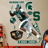Greg Jones Michigan State   Mode (wallstickers)
