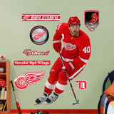 Henrik Zetterberg Wall Decal