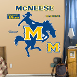 McNeese State University Wall Decal