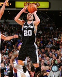 Manu Ginobili 2011-12 Action Photo