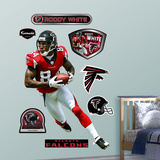 Roddy White   Wall Decal