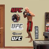 Tito Ortiz Wall Decal