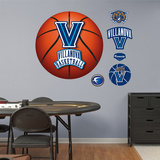 Villanova University Basketball Logo   Wall Decal