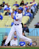 MLB Andre Ethier 2012 Action Photo