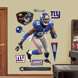 Jason Pierre-Paul Wall Decal