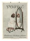 Vogue Cover - September 1909 Regular Giclee Print