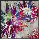 Floral Kick II Prints by  Bridges