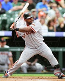 Pablo Sandoval 2012 Action Photo
