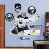 Ryan Miller 2012 Wall Decal