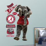 Alabama Big Al Wall Decal