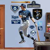 Evan Longoria Wall Decal