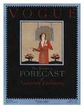 Vogue Cover - September 1919 Regular Giclee Print by Dorothy Holman