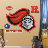 Rutgers Logo Wall Decal