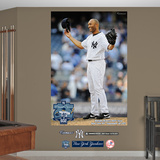 Mariano Rivera 602nd Save Mural Wall Decal