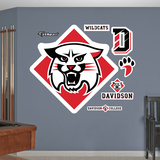Davidson College Logo Wall Decal