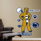Penn State Mascot   Wall Decal