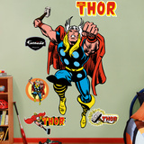 Classic Thor Wall Decal