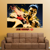 Ali Stung Mural Wall Decal
