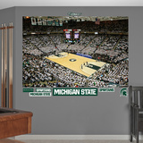 MSU Breslin Center Wall Decal