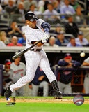 Derek Jeter 2012 Action Photo
