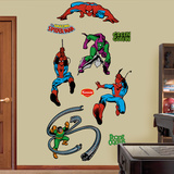 Classic Spiderman Wall Decal