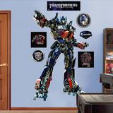Optimus Prime: Transformers3 - Duvar Çıkartması