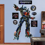 Optimus Prime: Transformers3 Wall Decal