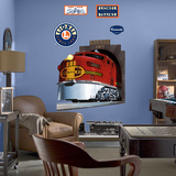 Lionel Santa Fe Tunnel Wall Decal